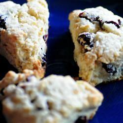 Grandma Johnson's Scones Allrecipes.com. My very favorite scone recipe ...