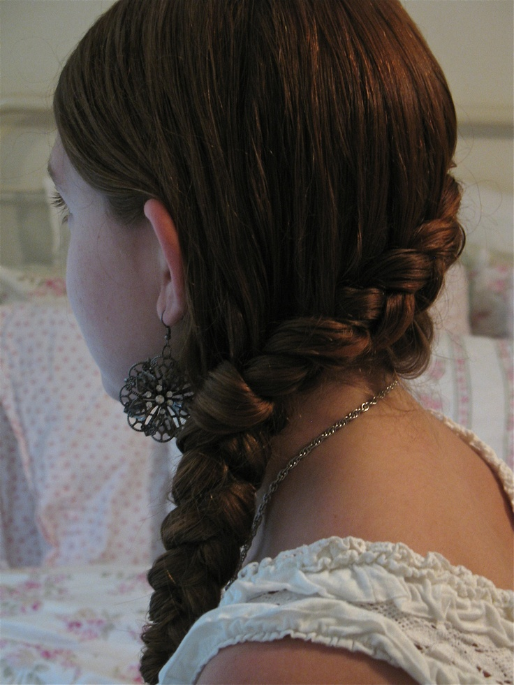 katy perry hairstyle : Katniss Everdeen braid.....I love this hairstyle. Things that make ...