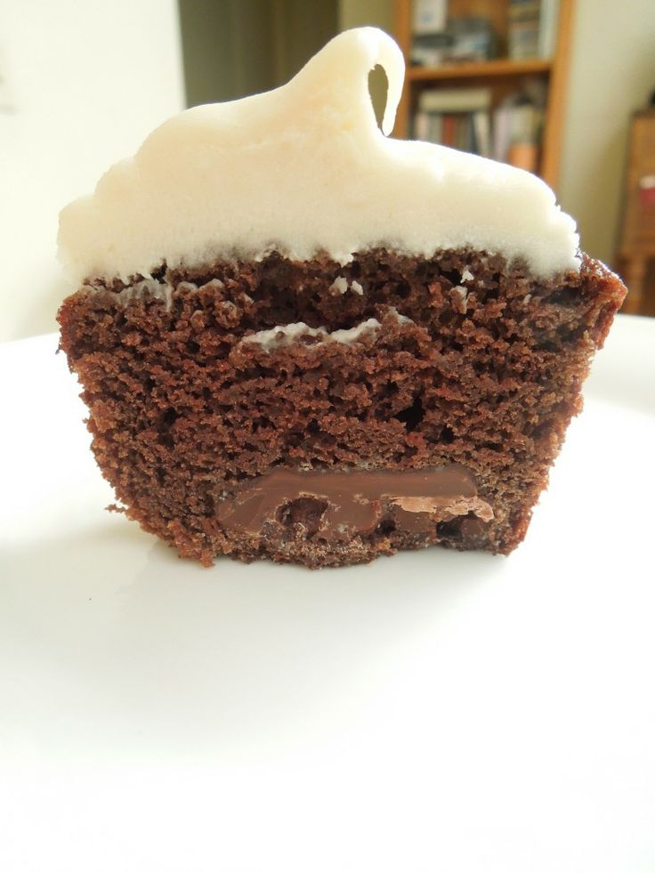 Chocolate Guinness Cupcakes | Food with alcohol in it (but kid friend ...