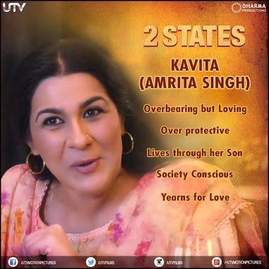 Punjabi Mother in Law   2 States   Pinterest