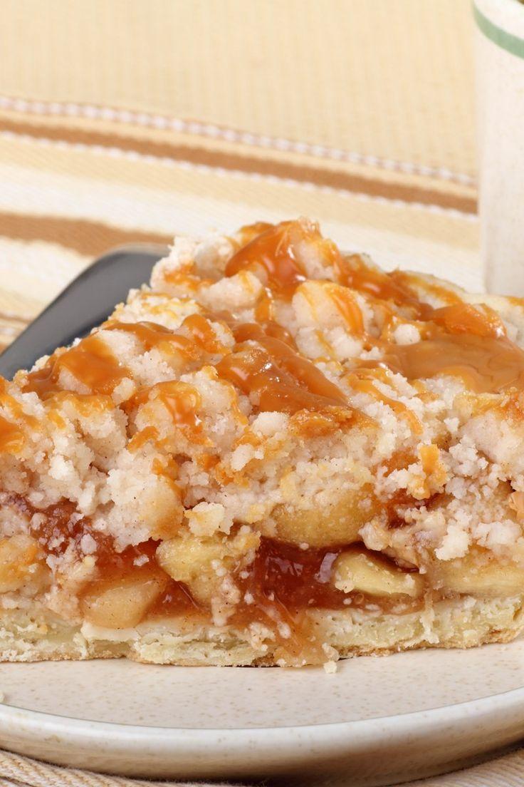 Yummy Crunchy Caramel Apple Pie Recipe | Pie | Pinterest