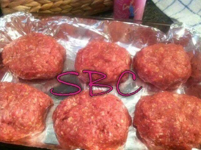 Cheese-Stuffed Mini Meat Loaves Recipes — Dishmaps