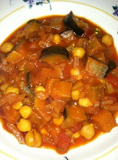 Curried eggplant & garbanzo beans | RECIPEs | Pinterest