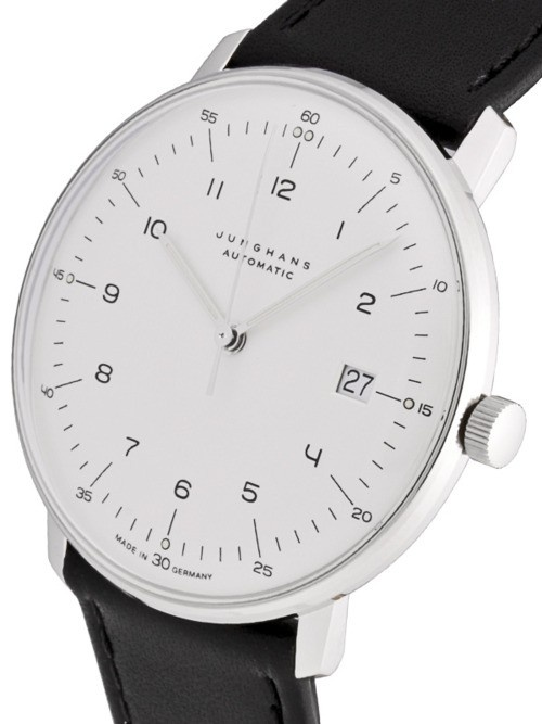junghans max bill automatic watches timepieces pinterest. Black Bedroom Furniture Sets. Home Design Ideas