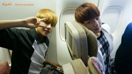 v and jungkook  BTS V & Jungkook