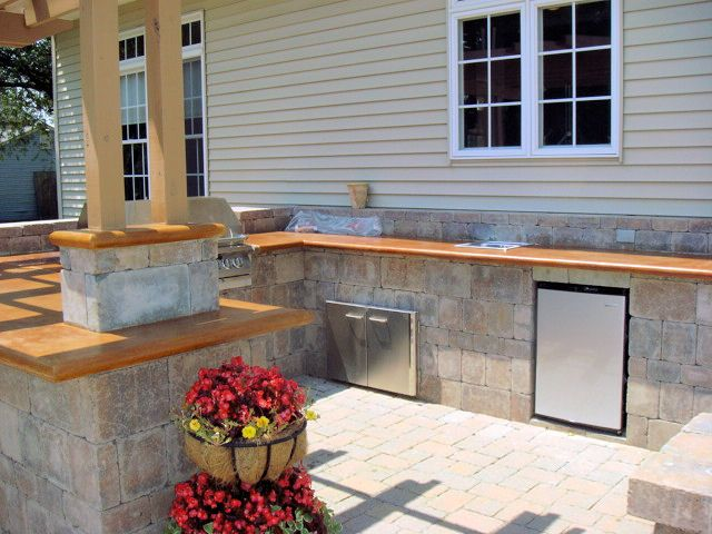 Diy outdoor bars outdoor areas pinterest for Diy backyard bar