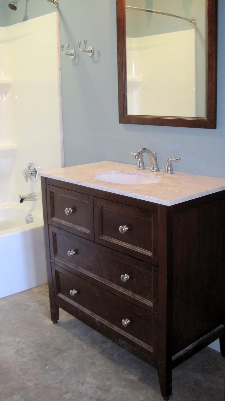 Blue And Brown Bath Home Decor Pinterest
