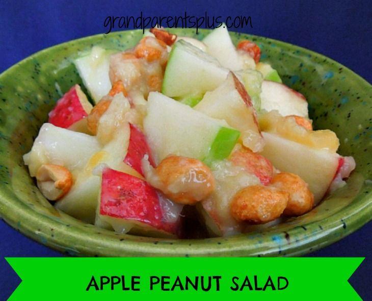 big on flavor! If you like peanut butter on apples, this Apple Peanut ...