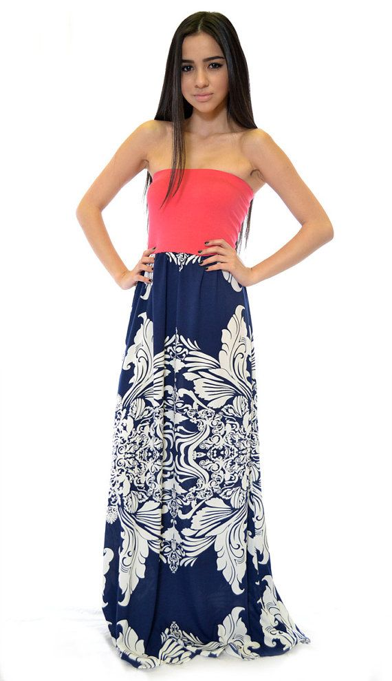 Fantastic  Of This Long Dress Casual Summer Makes For A Wonderful Casual Wear