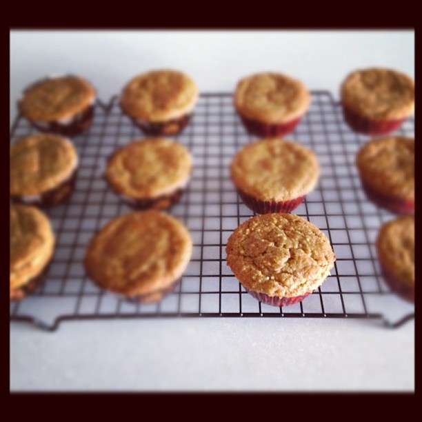 chai tea muffins | Gluten Free | Pinterest