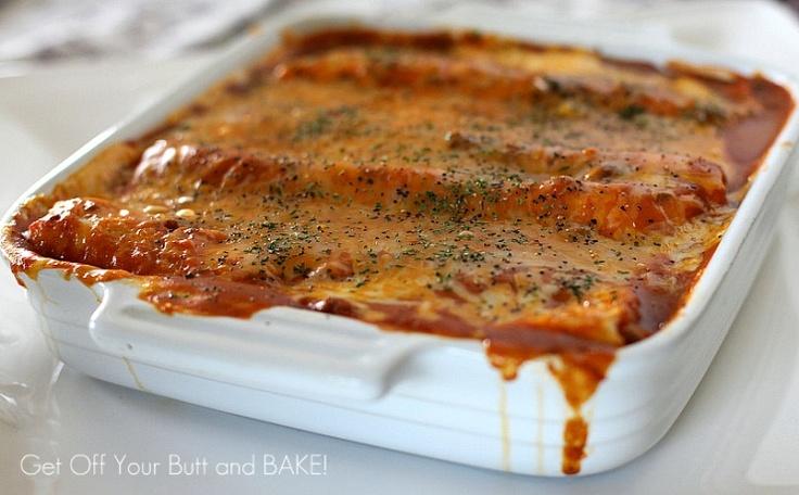 Enchiladas Supreme | good eats! | Pinterest
