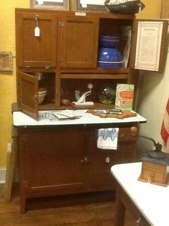 hoosier kitchen cabinet cupboard hoosier love pinterest