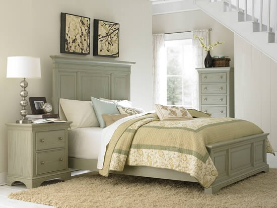 Sage Green Bedroom Set For The Home Pinterest