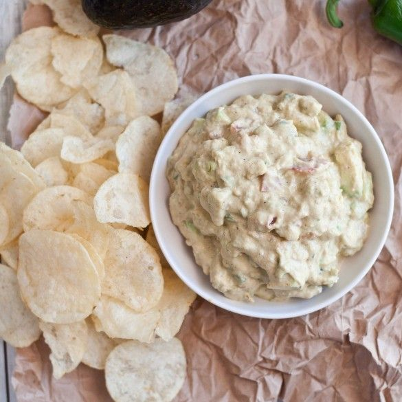 Crab Guacamole | Savory Goodness | Pinterest