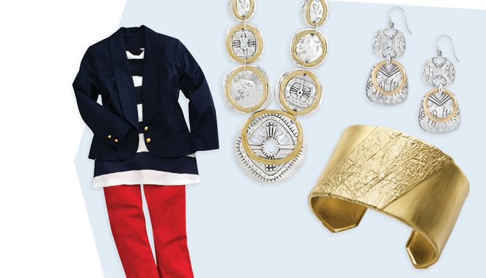 Fashion Firecracker: #FourthOfJuly fashion