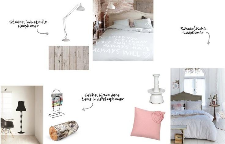 Slaapkamer stijlen  Portfolio / Articles  Pinterest