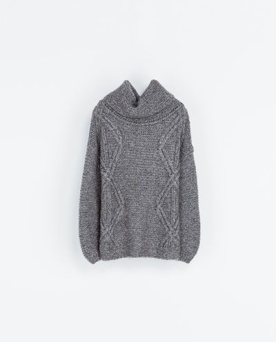 Zara grey gray