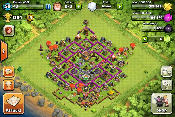 clash of clans starting advice