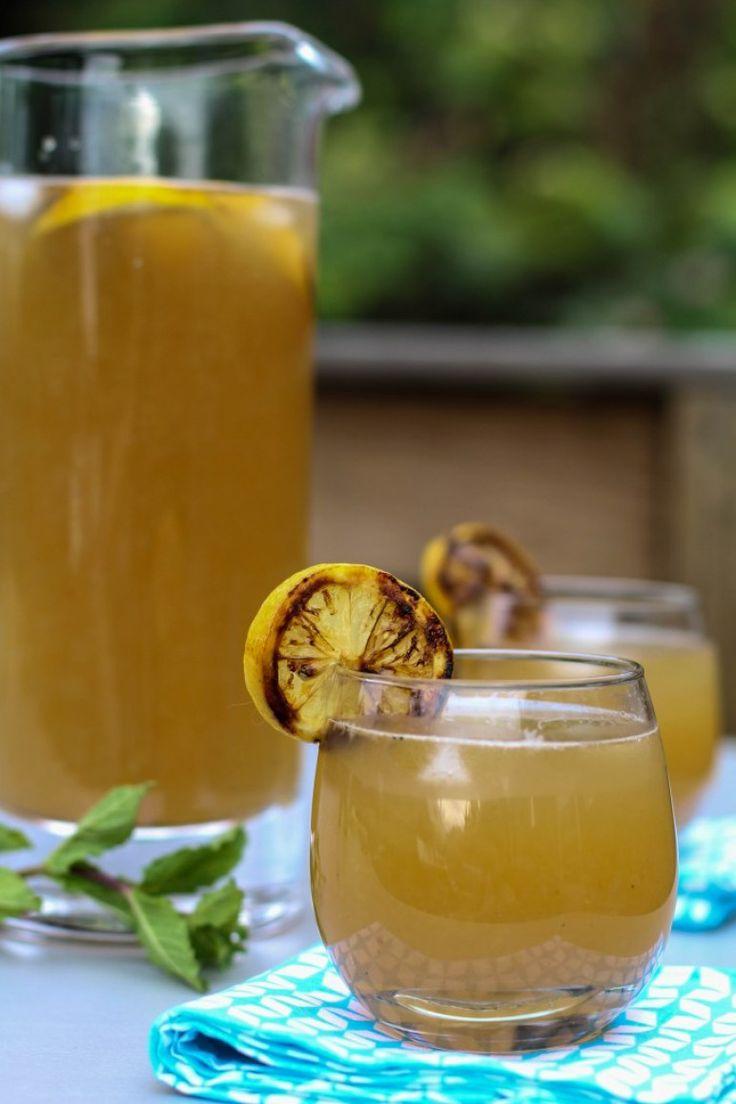 Grilled Lemonade | Non Alcoholic Drinks | Pinterest