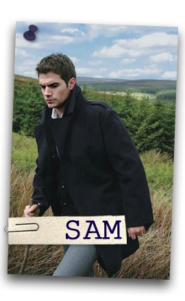 Sam (Henry Cavill) ~ Altered by Jennifer Rush