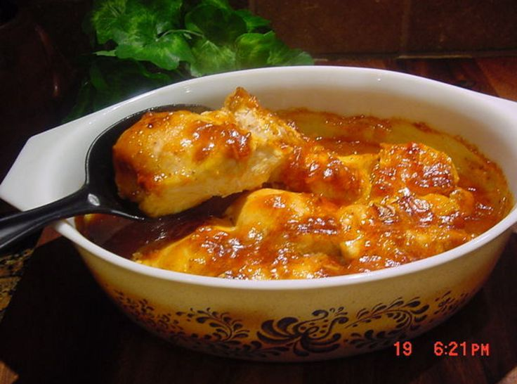 APRICOT AND GINGER CHICKEN | Cooking | Pinterest
