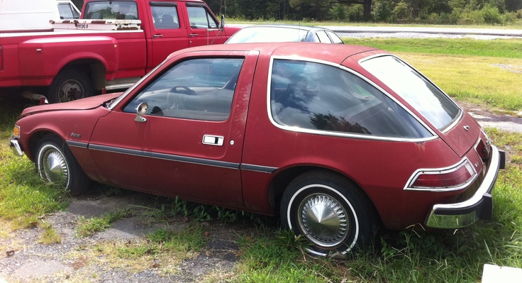 Cars  Red Pacer