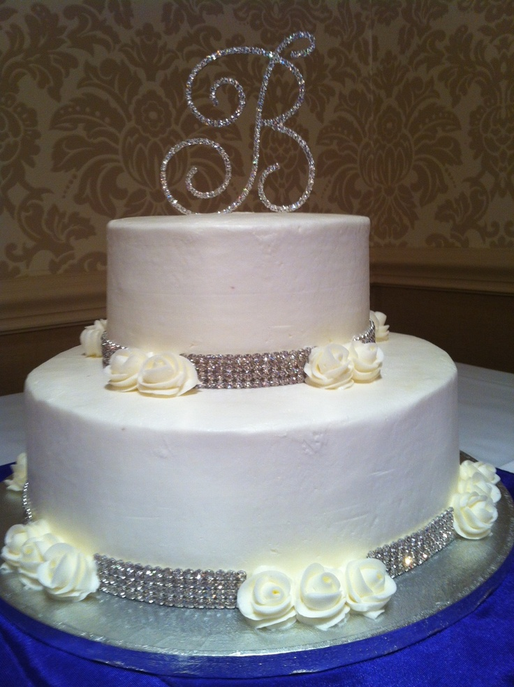 Beautiful wedding cake Special Occasions Pinterest