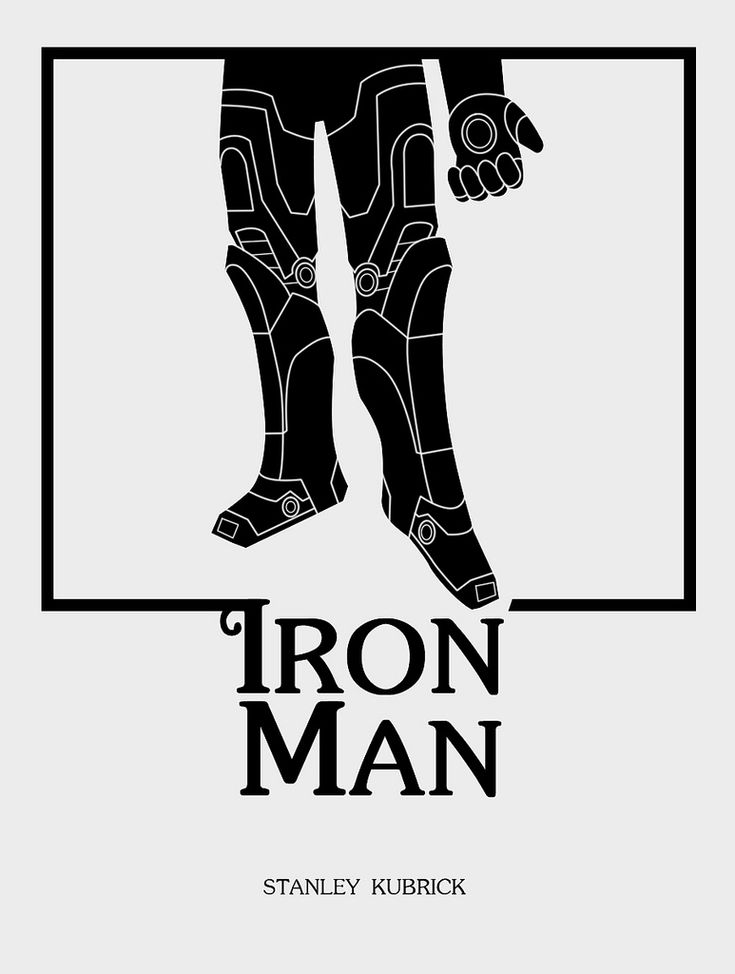 Kubrick vs. Iron Man
