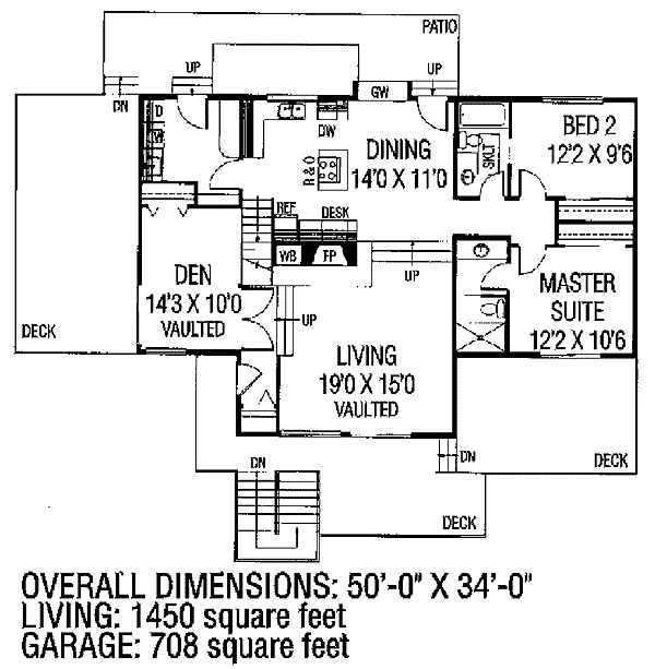 modified a frame house plan modified a frame house plans