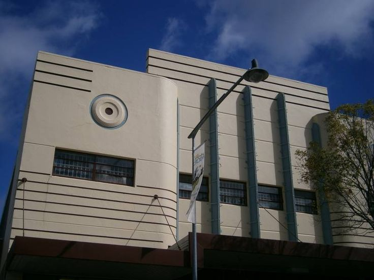 Art Deco Facade  From Our Blog  Pinterest