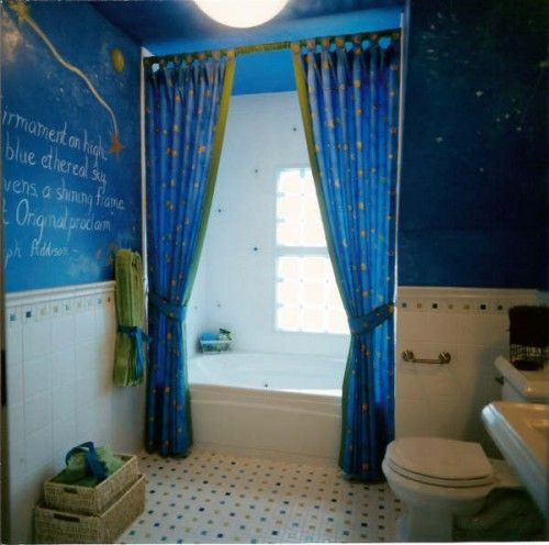 Cute Kids Bathroom Home Ideas Pinterest