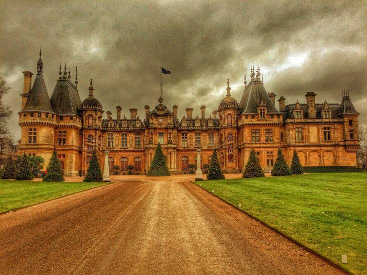 Waddesdon Manor Landscape Photography Pinterest