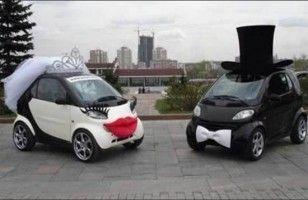 Amazing Wedding Car