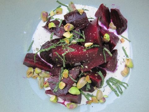 Beets with Pistachios and Mint   Salads, Made From All Things Fresh ...