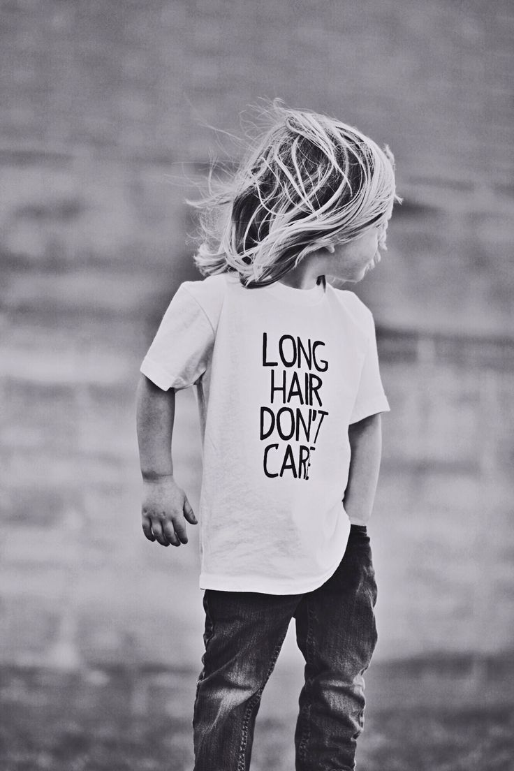 """Long hair don't care Long hair on boys Children photography Hoyt william shill Camieshillphotography"" I need to order this for D ;)"