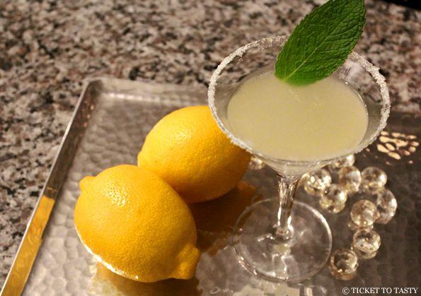 Lemon Drop Martini. | Cheers* | Pinterest