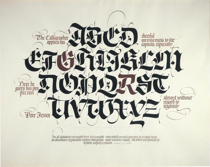 Calligraphy type pinterest Pinterest calligraphy