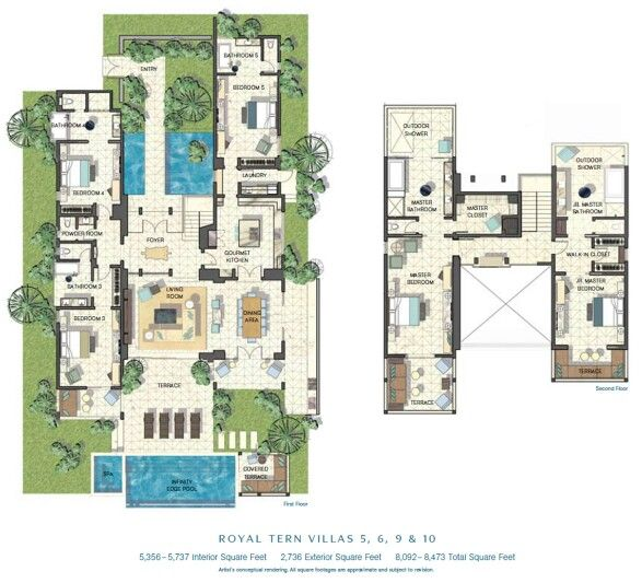 Beach floor plan floor plans pinterest for Beachfront home plans