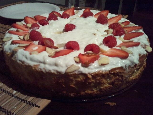 Chantal's New York Cheesecake | Recipe