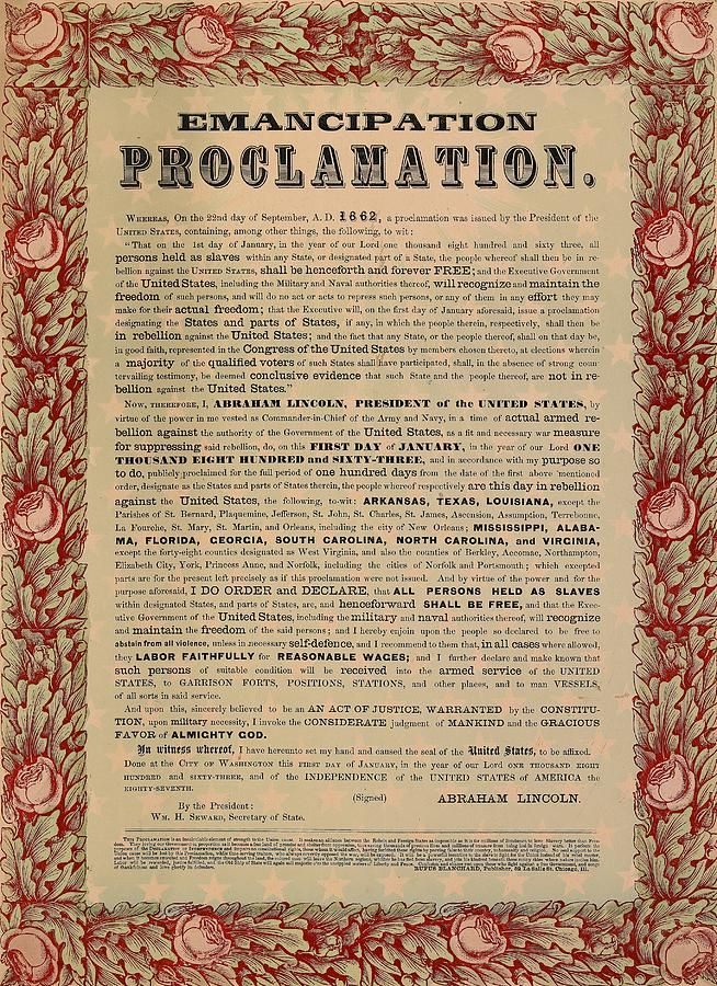 the effects of the american civil war and the emancipation proclamation on slavery in america What important effects did the emancipation proclamation have  when the civil war began  why did the american civil war lead to the end of slavery.