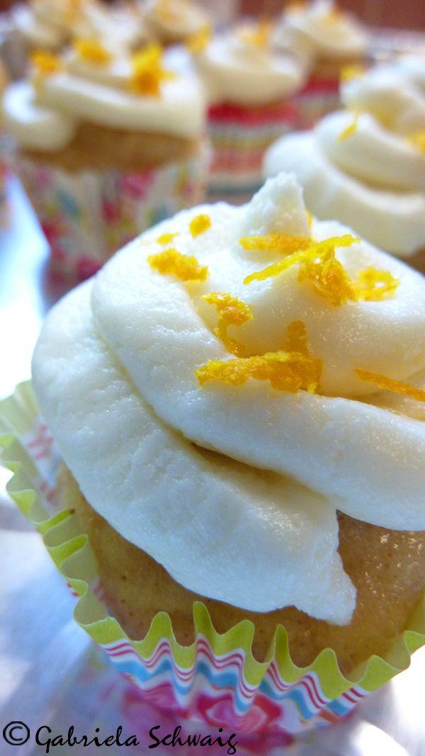 cream cupcakes chocolate orange cupcakes orange vanilla bean cupcakes ...