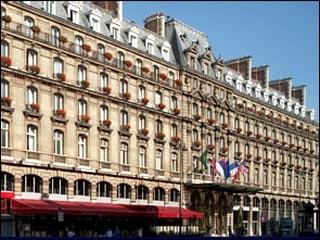 Hotel concorde st lazare paris my family pinterest - Restaurant saint lazare paris ...