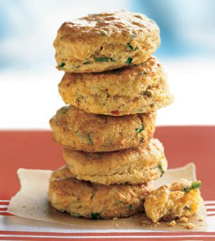 Cornmeal Biscuits with Cheddar and Chipotle - Bon Appétit I'm ...