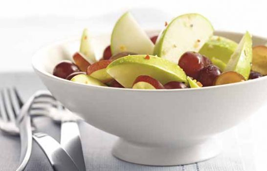 Apple and Grape Salad | Mrs. Dash | Fall/Winter Salads | Pinterest