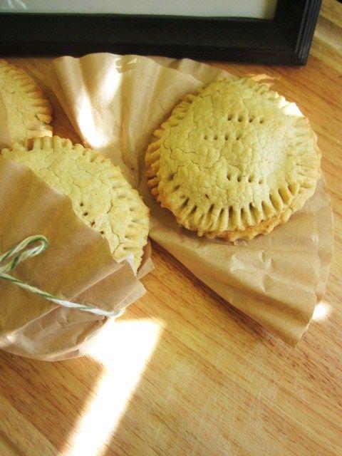 ... Wednesday:{Irish Hand Held Apple Pies Gluten Free, Sugar Free Vegan