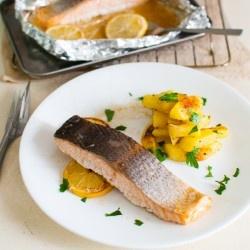 Soy Glazed Salmon   Recipes   Pinterest