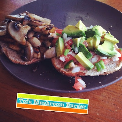 The quot shroomin hippie quot what great timing on a vegetarian diet