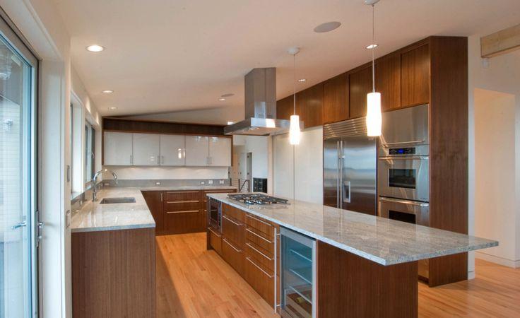 Best Mid Century Modern Kitchen Kitchen Pinterest 640 x 480