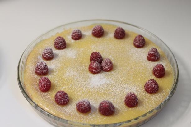 Almond meringue and custard tart | Pies, Pastry & Tarts | Pinterest