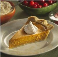 Classic Karo® Pumpkin Pie with Cinnamon & Spice Whipped Cream